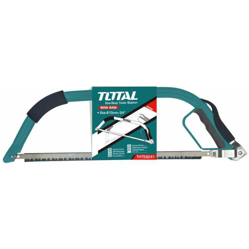 """Arco de Sierra para Poda 24"""" (610mm) Total Tools THT59241"""