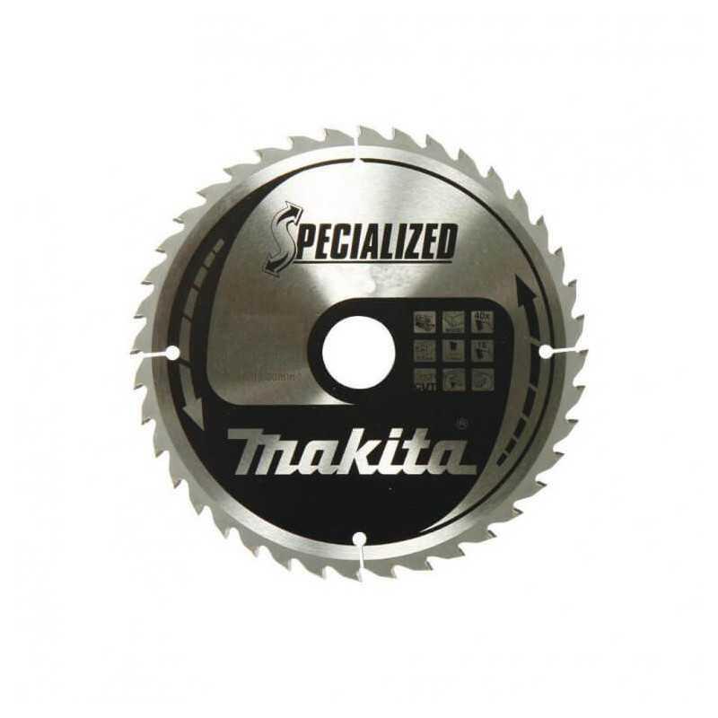 "Disco Sierra Madera 3 3/8"" (85mm) 20 Dientes Makita B-14607"