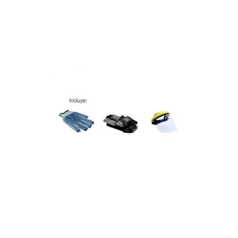 Desbrozadora Eje Recto 33 CC 1.2 HP Hyundai 82HYBC350