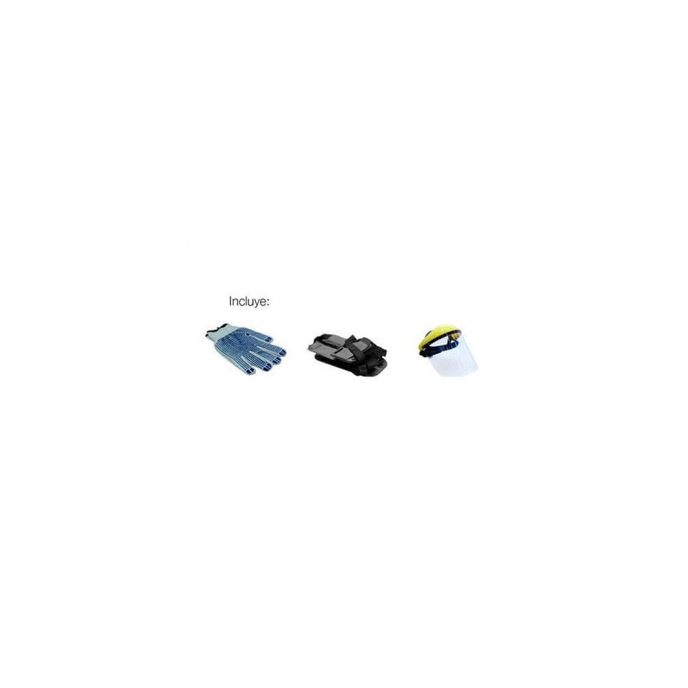 Desbrozadora Eje Recto 43 CC 1.7 HP Hyundai 82HYBC450
