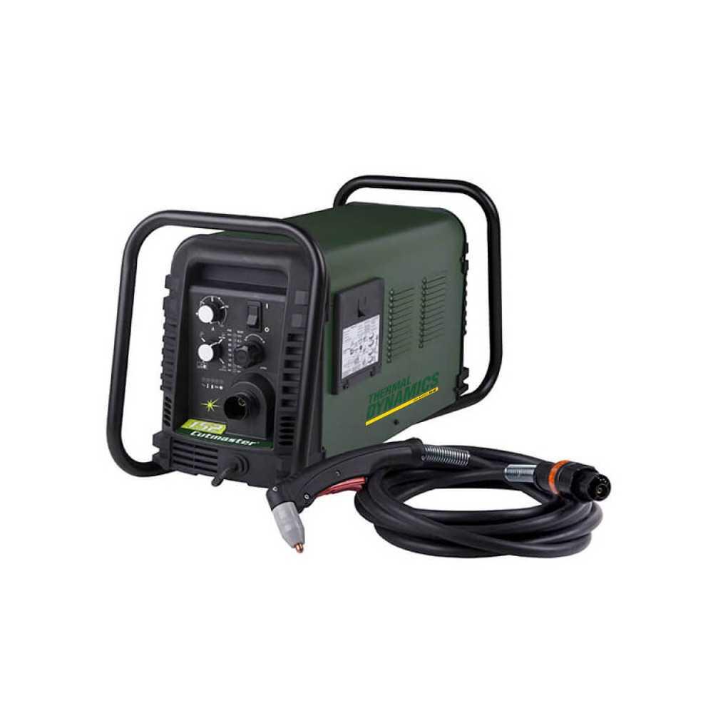 Cortadora de Plasma Cut Master 52 6.2KW 460V 1-5130-2 Thermal Dynamics CEP-111120572