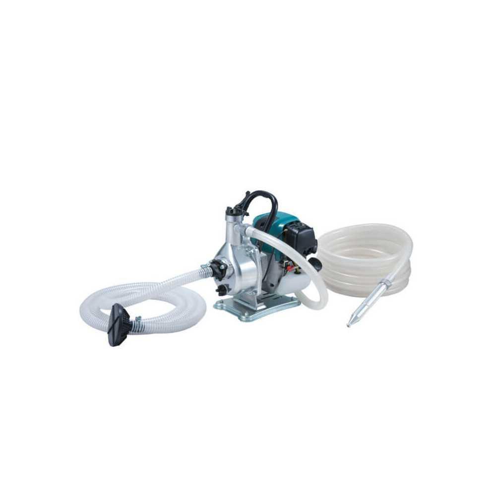 "Bomba de Agua Centrifuga Cebado Automático 1""x1"" 1.5 HP Makita EW1060HX"