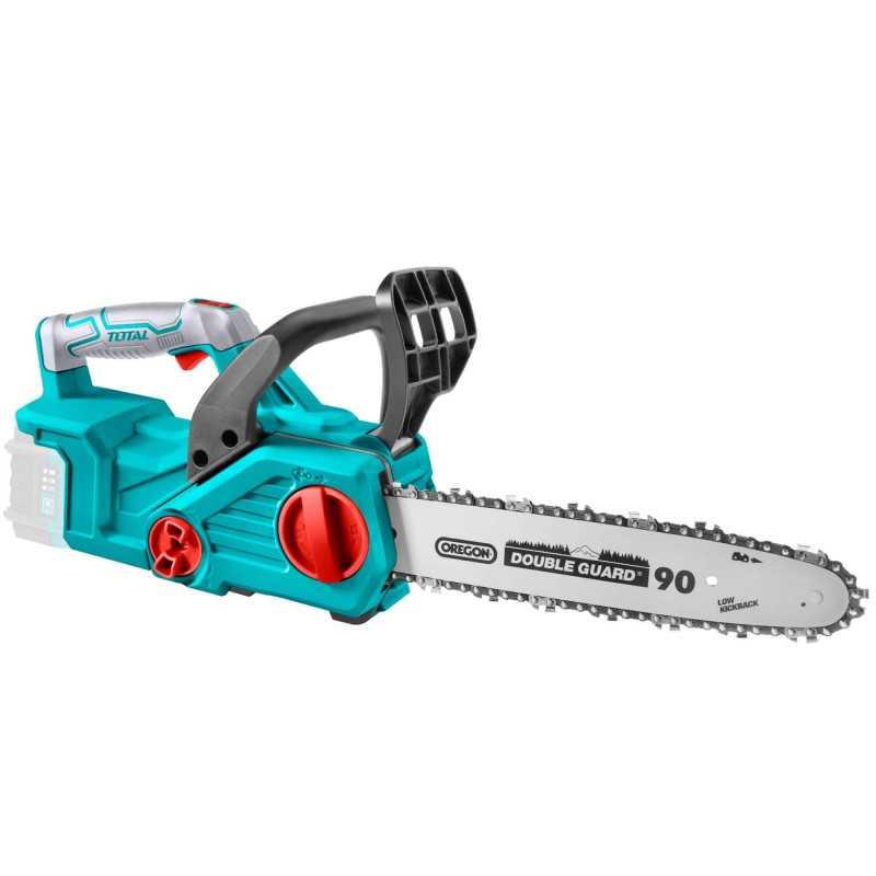 "Motosierra Inalámbrica 12"" (300 mm) 20V con batería 2.0 Ah Total Tools TGSLI2001"