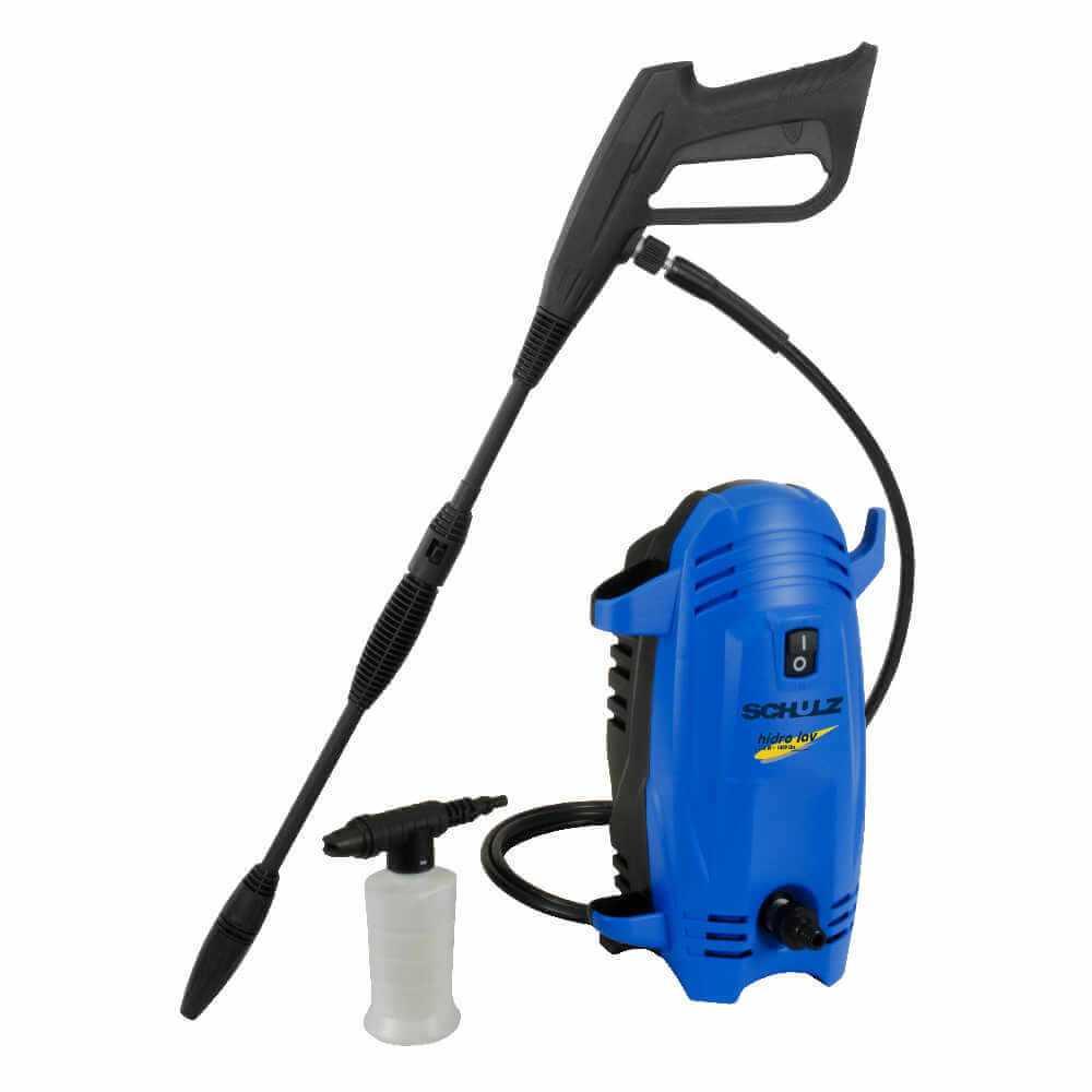 Hidrolavadora Agua Fría 1350 W Schulz 9280018-0