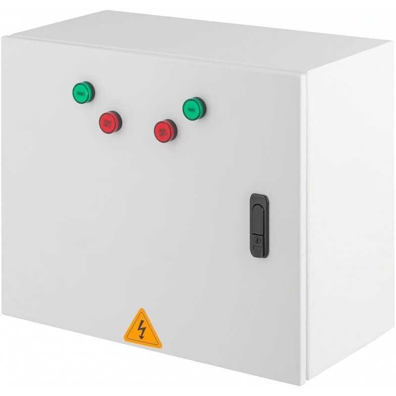 ATS - Tablero de Transferencia Automática Trifásico 63A YN40063F12S Kipor 305010014