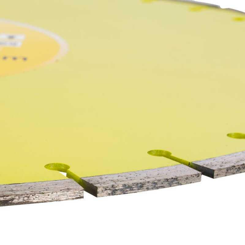"""Disco de Corte Pavimento 18"""" (450mm) KD18 Kolvok 103011614"""