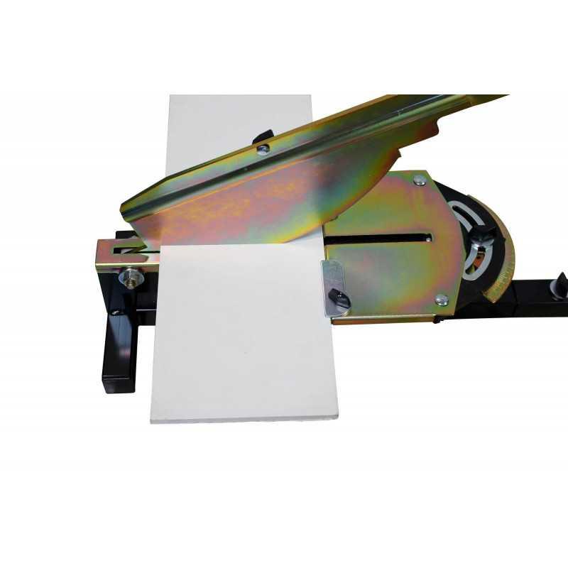 Guillotina para cortar revestimientos de fibrocemento VARIOCUT Edma 089955