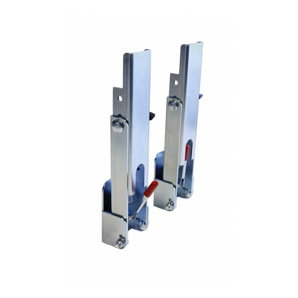 Accesorios de Colocación de Revestimiento CLINFIX 2 Unidades Edma 039855