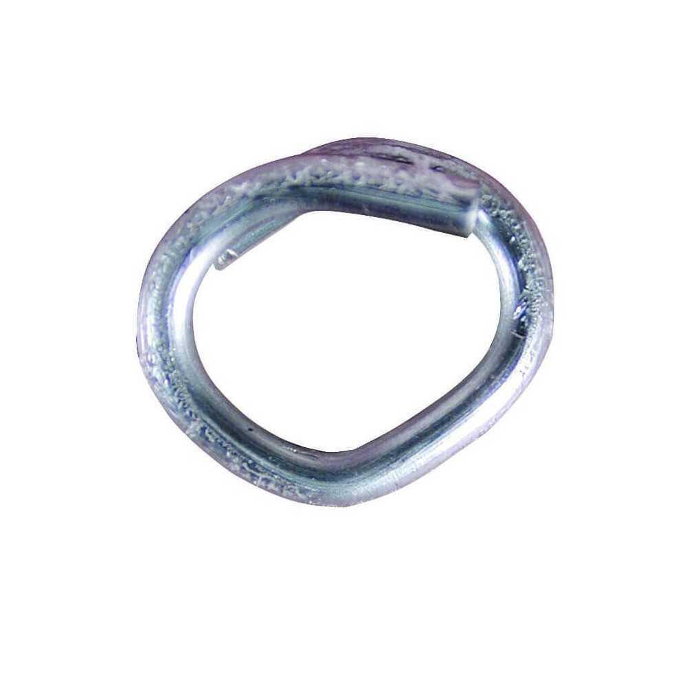 Grapas OMEGA 20 mm Galvanizadas 1000 Unidades Edma 042001