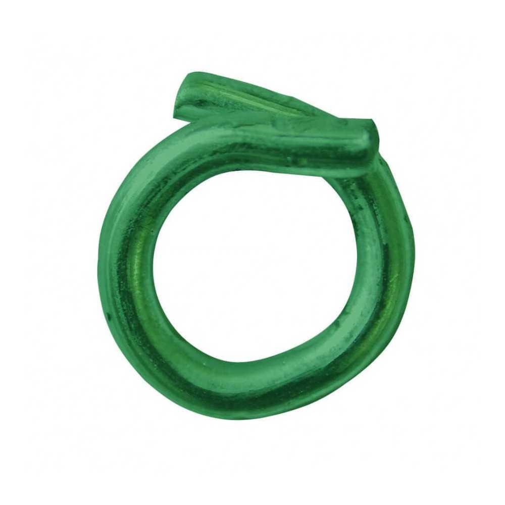 Grapas OMEGA 16 mm Verde 1250 Unidades Edma 044201
