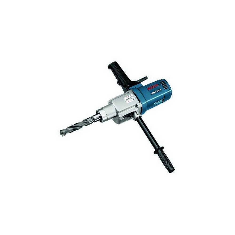 Taladro 1500 W 740 rpm 7,3 kg Bosch GBM 32-4