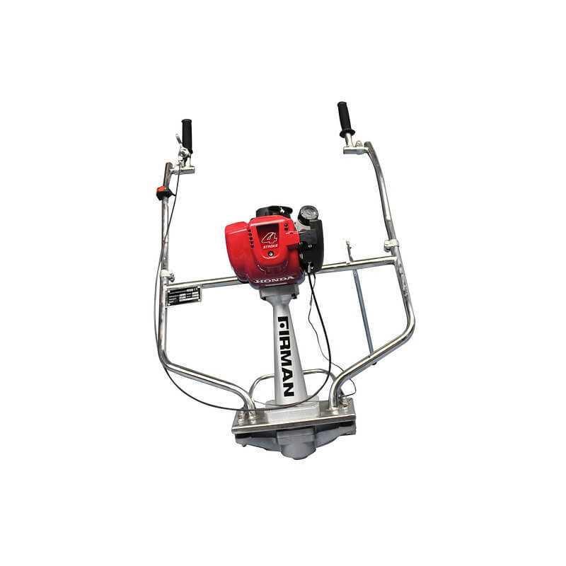 Regla Vibradora a Gasolina 2HP FFS18H Krafter 4482500000018