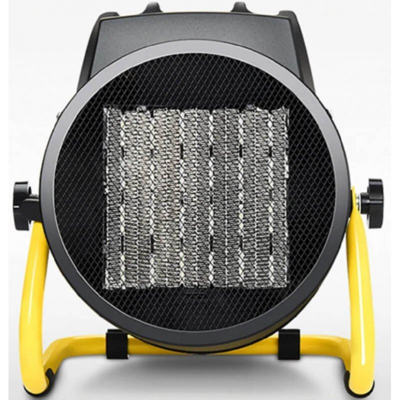 Turbo Calefactor Eléctrico 2 KW 1506-02 Krafter 1810000150602