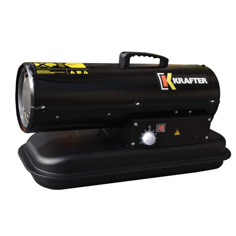 Turbo Calefactor Diésel 20 KW TD20 Krafter 1810000160120