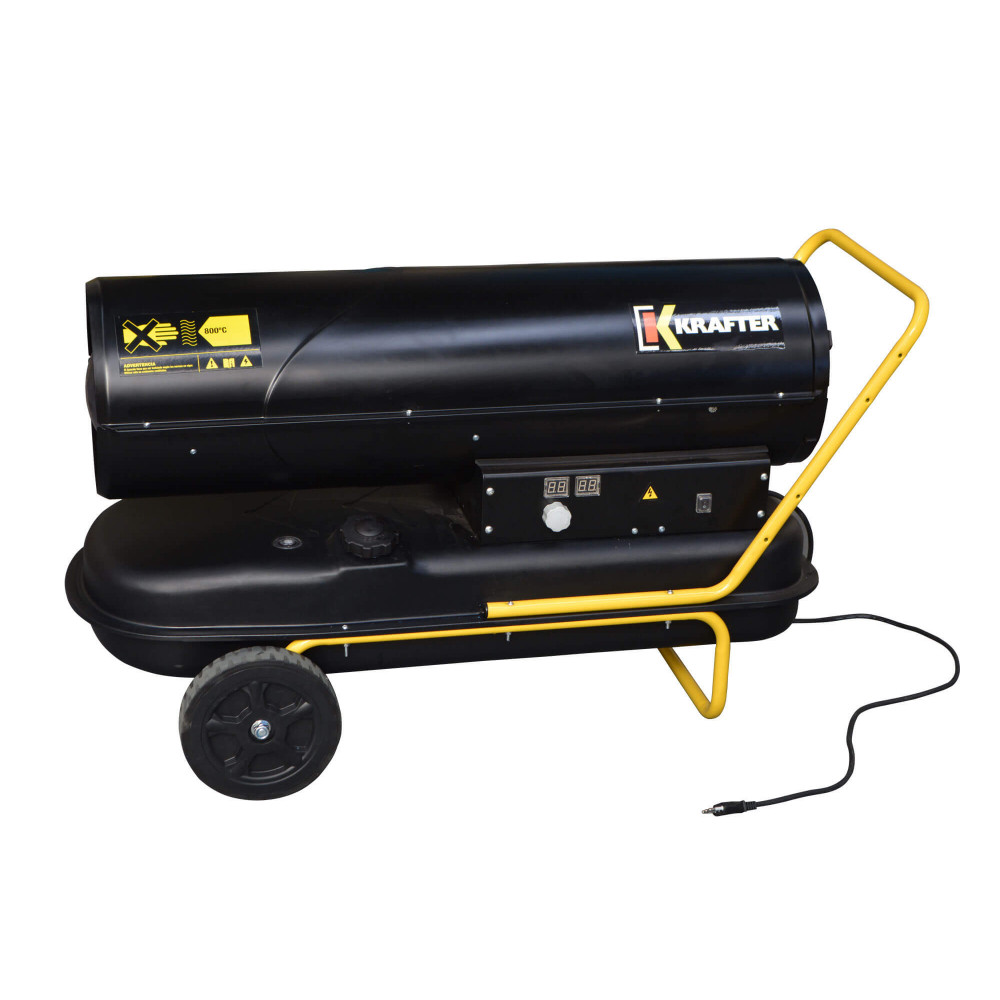 Turbo Calefactor Diésel 30 KW TD30 Krafter 1810000160130