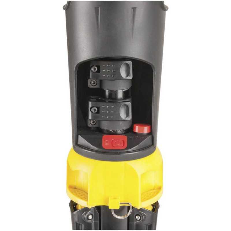 Tripode LED Batería recargable 3 horas de funcionamiento 1200 lúmenes en alto. Techlight SL-3240