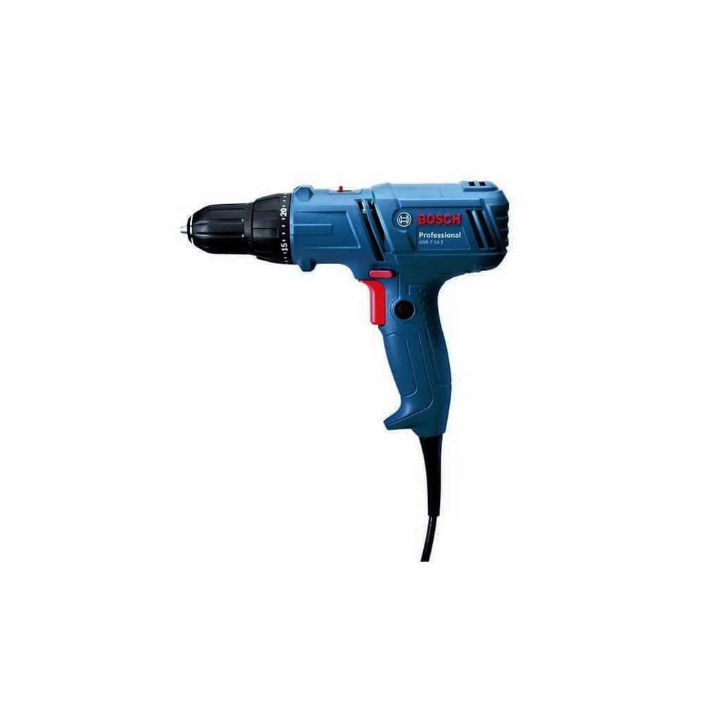 Atornillador 400 W 1400 rpm 1,6 kg Bosch GSR 7-14 E