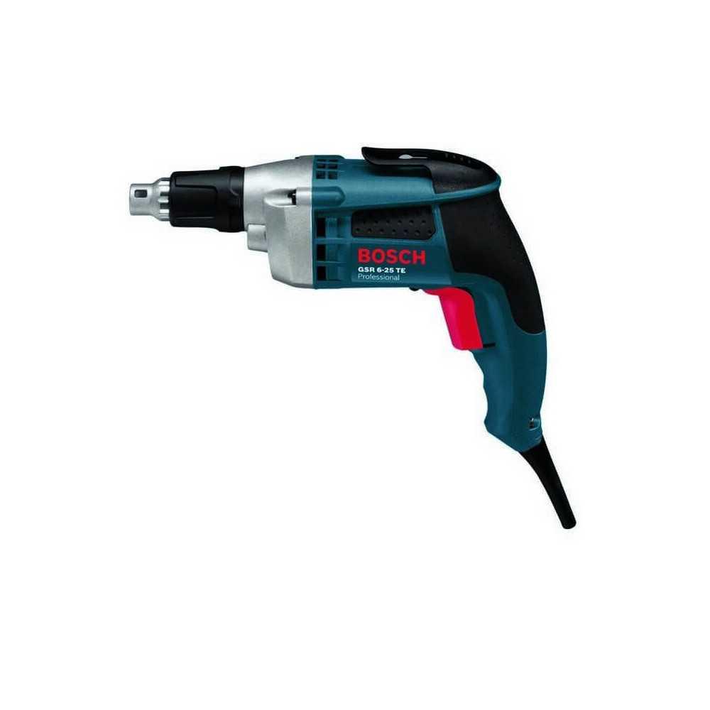 Atornillador 701 W 2500 rpm 1,5 kg Bosch GSR 6-25 TE