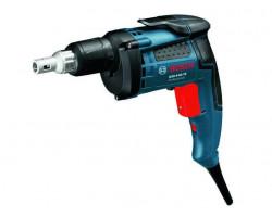 BoschAtornillador con tope de profundidad 701 W 6000 rpm 1,4 kg Bosch GSR 6-60 TE