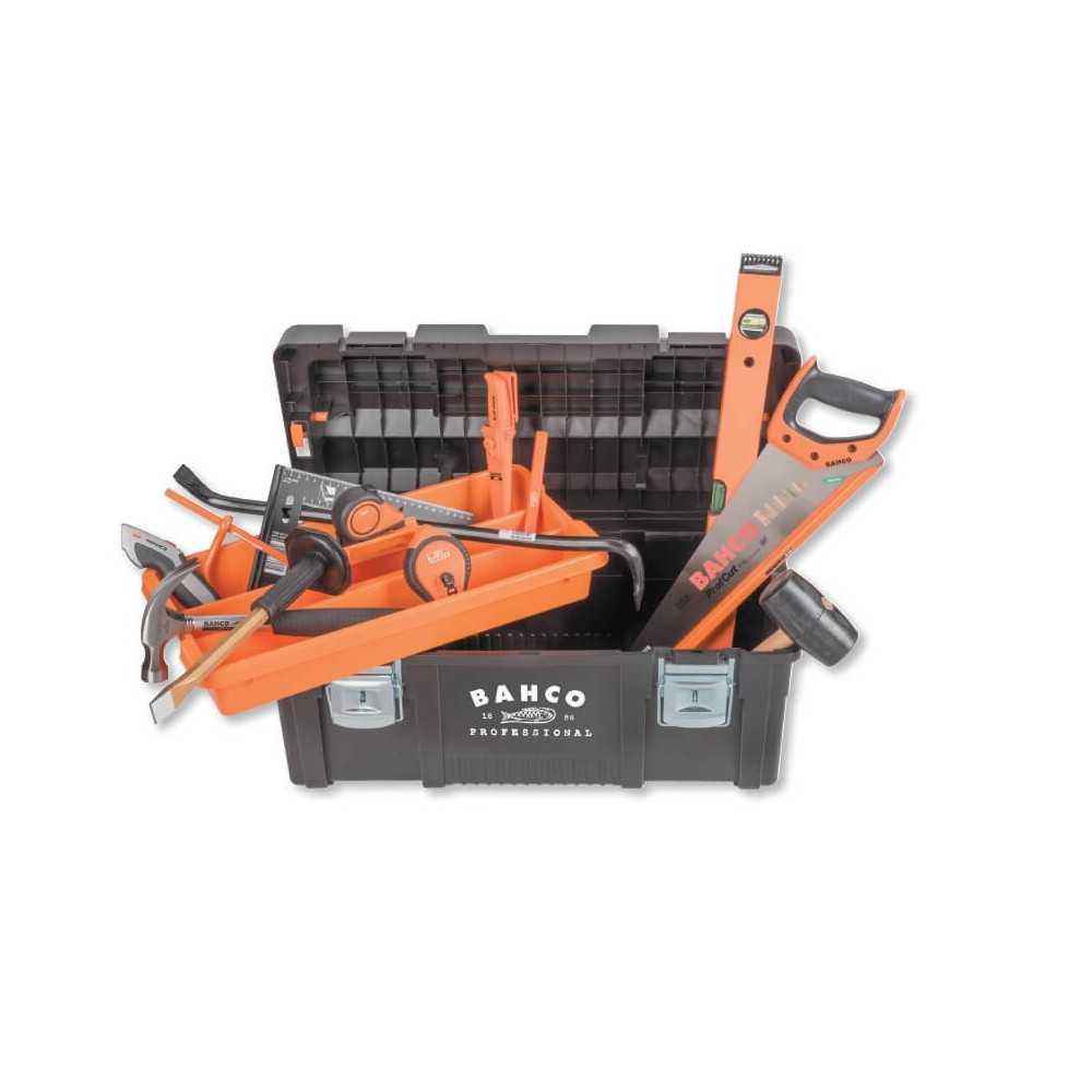 Caja de herramientas 14 Piezas Bahco 4750PTB65TS3