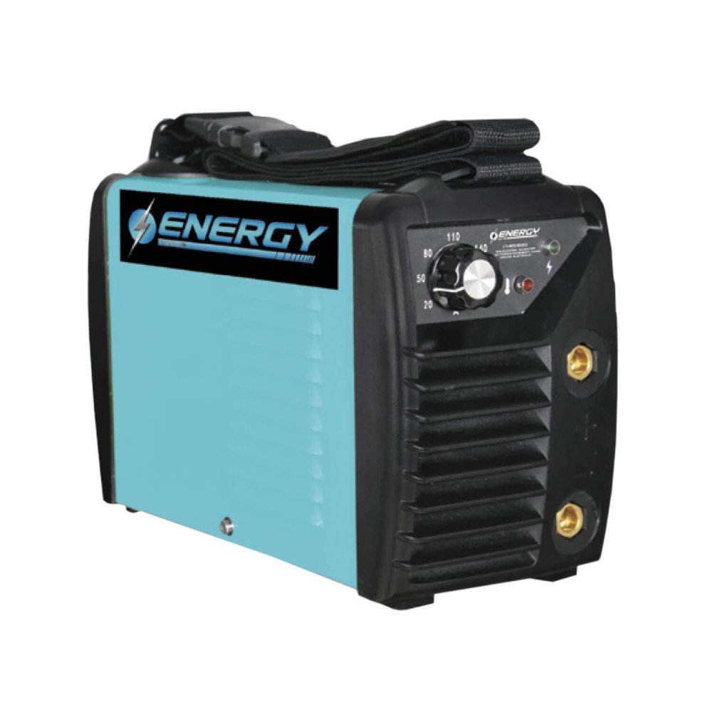 Soldadora Inverter Electrodo 160A I 160/220 Arco Manual 4340W. 220V. Energy MI-ENE-051715