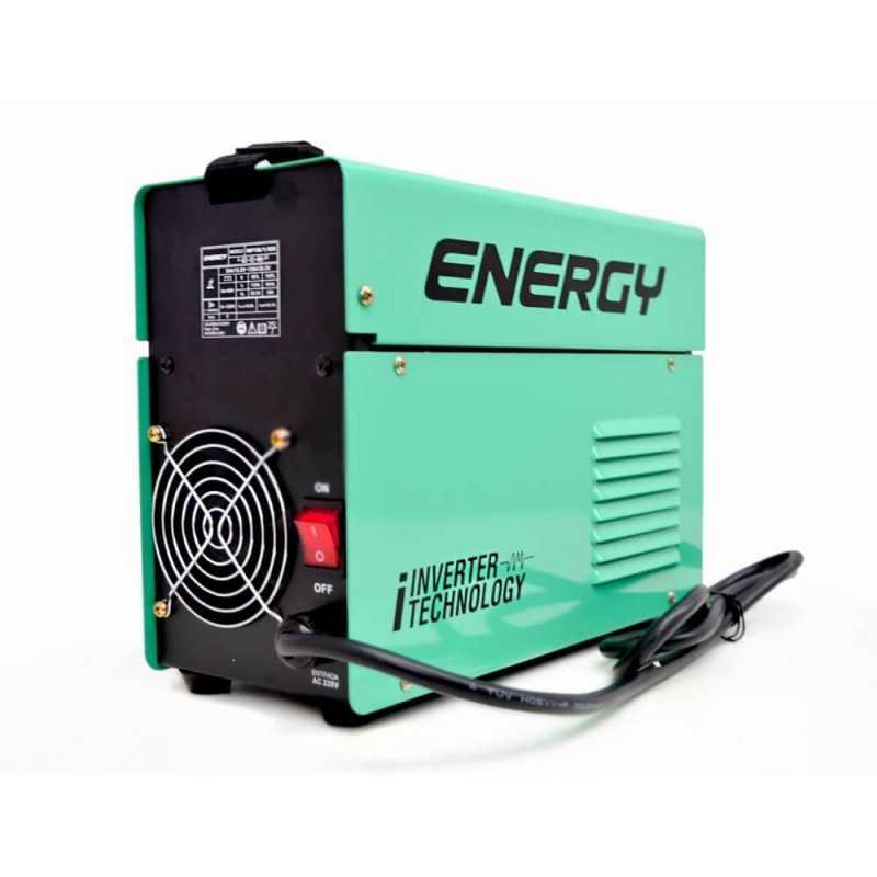 Soldadora Inverter MIG 130A Gasless IMF 130/220 Energy MI-ENE-052992