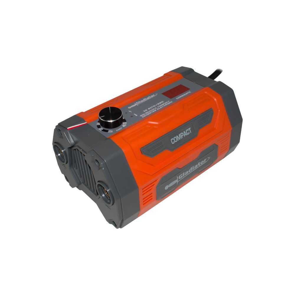 Soldadora Compact Inverter 170A IE 6170/220 Gladiator MI-GLA-051719