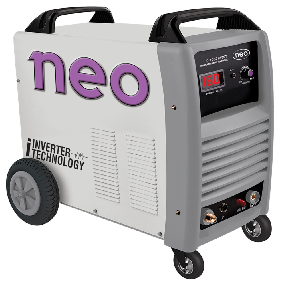 Cortadora de Plasma Corte 37mm 160A 380V IP1037/380T Neo MI-NEO-052286