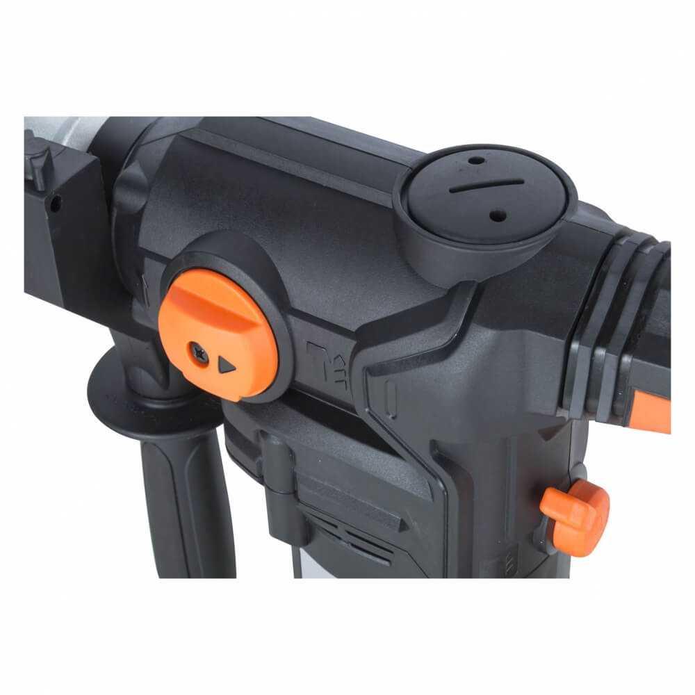 Rotomartillo SDS PLUS 32mm 1500w C/Maleta RM 832K Gladiator MI-GLA-048169