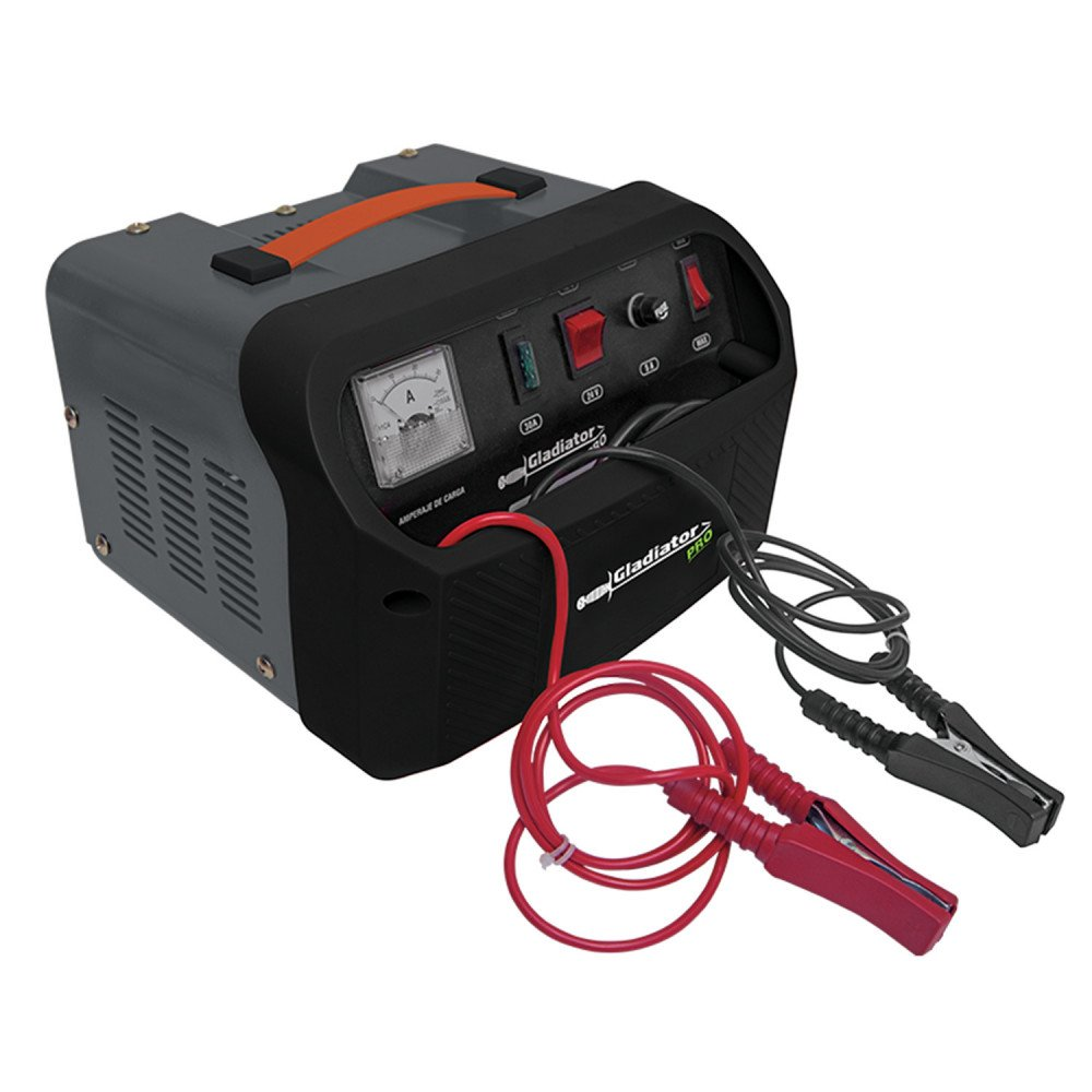 Cargador de Batería 12/24v 27a 220v C 7027/220M Gladiator MI-GLA-049420