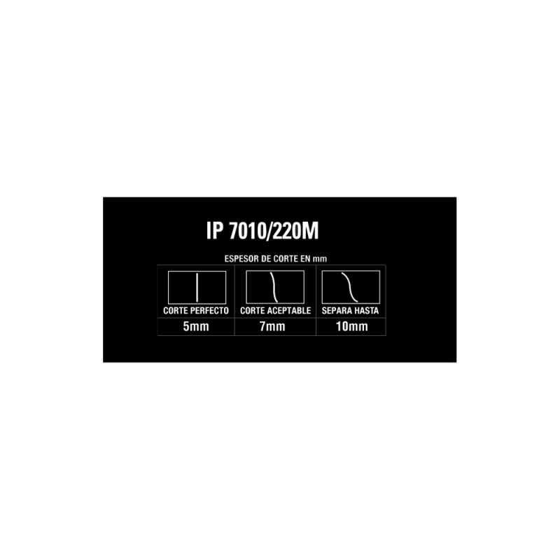 Cortadora de Plasma 5mm 30a IP 7010/220M Gladiator MI-GLA-049405