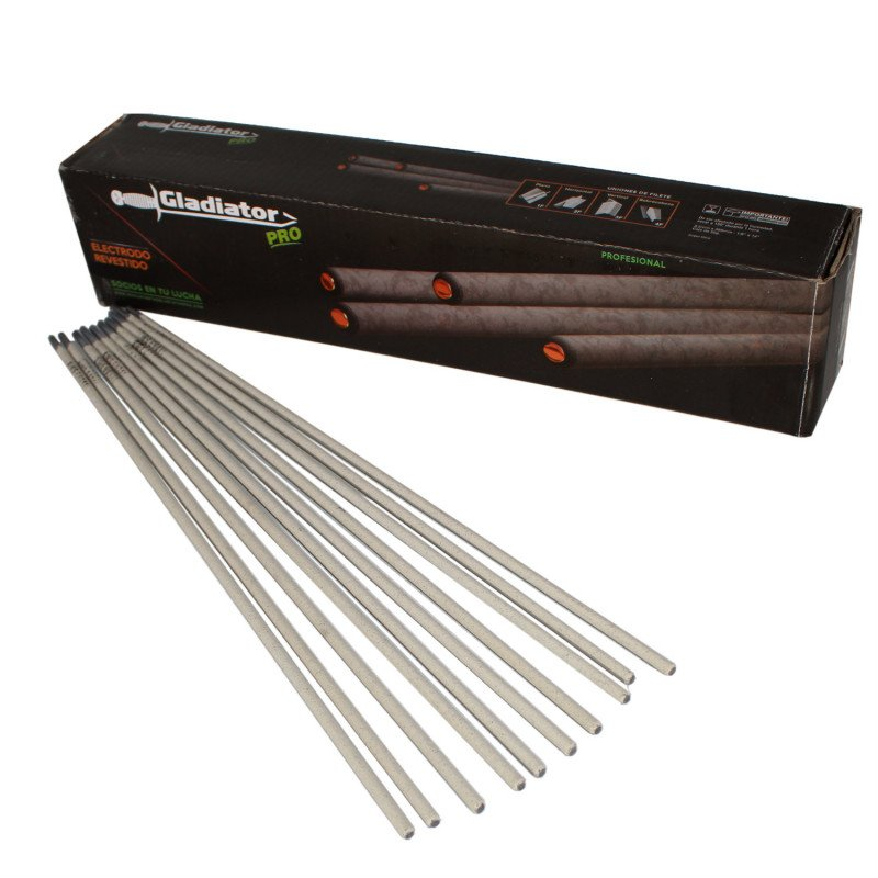 "Electrodo Soldadura E-6011 5/32"" 5 kg EC8400 Gladiator MI-GLA-052352"