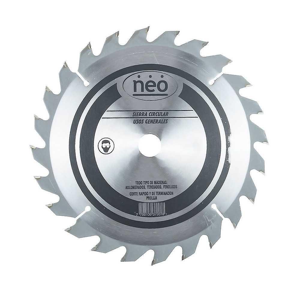 """Disco Sierra 10"""" 40 Dientes AS 7040 AW Neo MI-NEO-044487"""