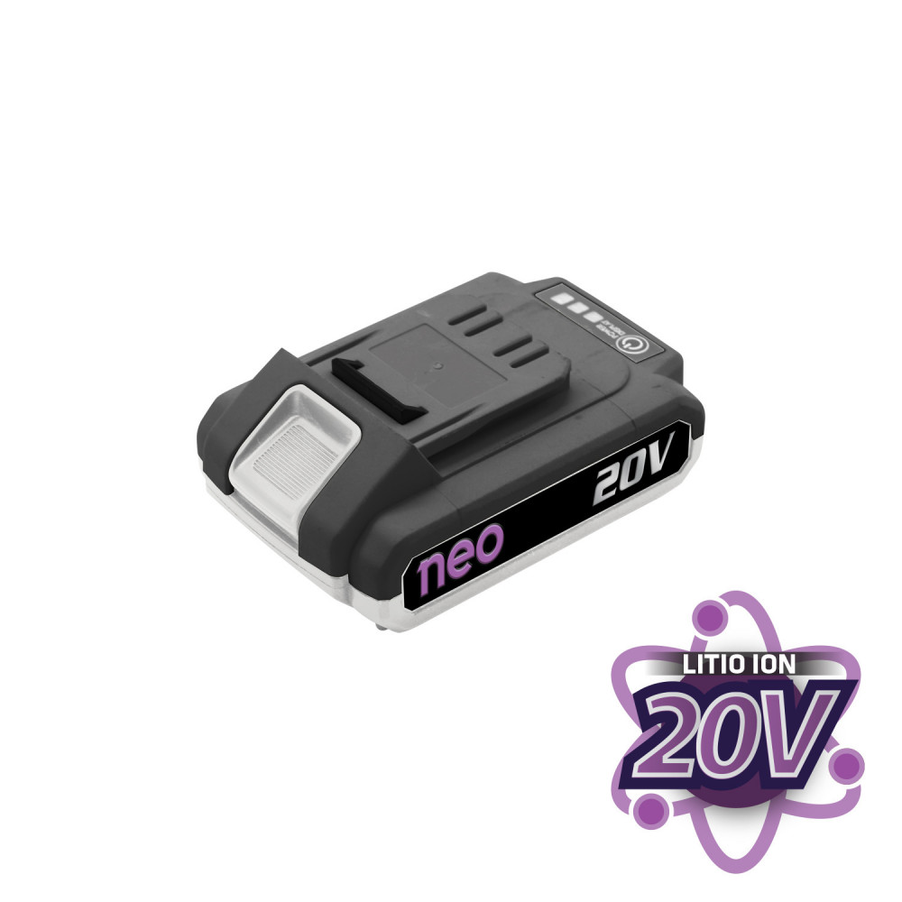 Batería Recargable 20V 4.0 Ah BAT 1020-4 Neo MI-NEO-052427