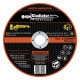 "Disco de Corte 7""x1.8mm Acero Inoxidable 818018 Gladiator MI-GLA-049985"