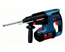 Martillo perforador 36V 2,8 J 4260 gpm 4,3 kg 2 baterias 2,0 Ah, SDS Plus Bosch GBH 36V2