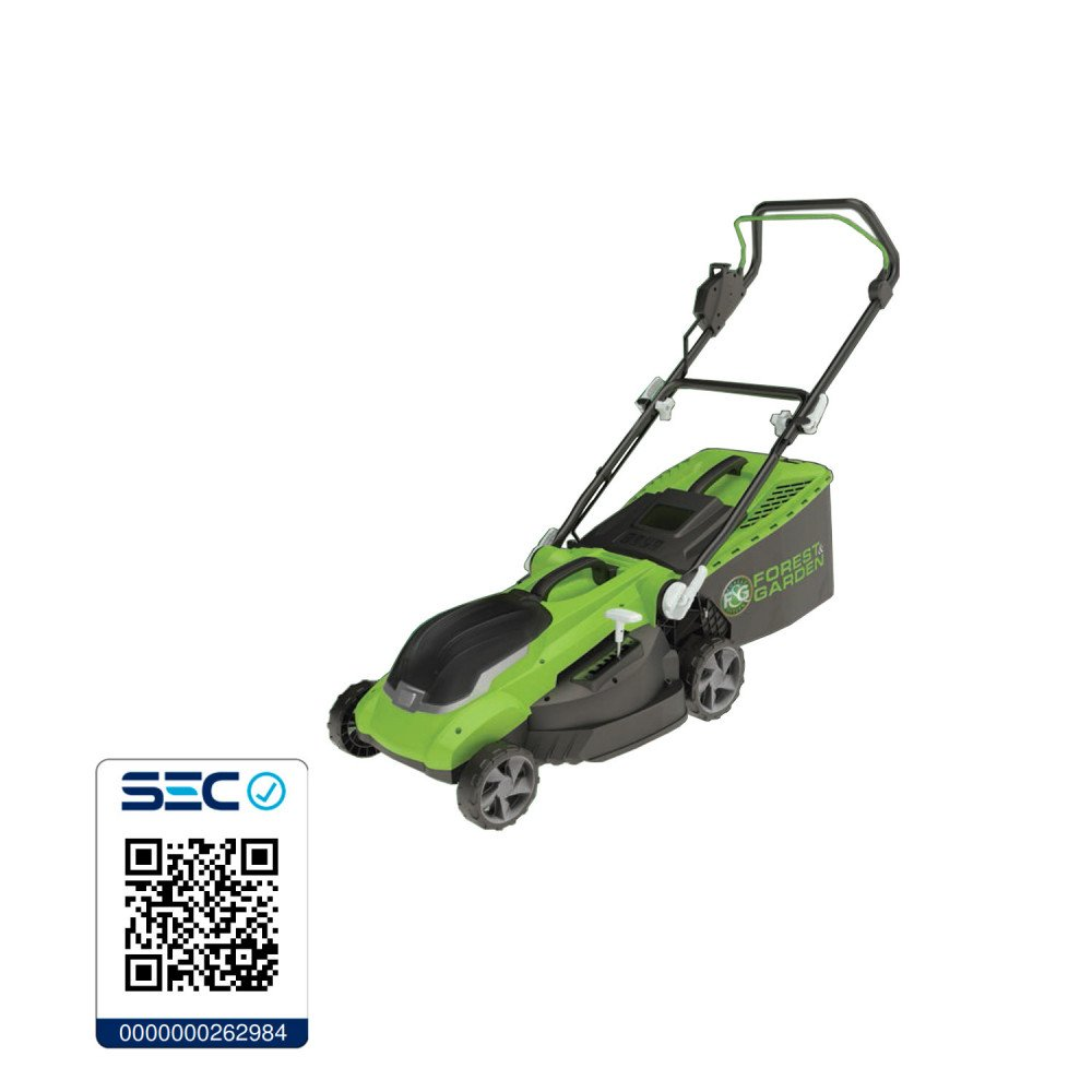 Cortadora de Césped Inalámbrica cap.corte 400mm 50L 42V CPR 740/42 + bateria + cargador Forest And Garden MI-FYG-051180