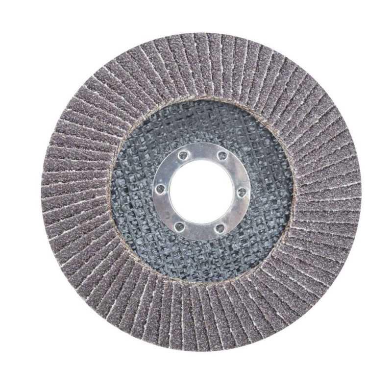 """Disco Flap 4 1/2"""" (115 mm) Acero y acero inoxidable GR 40 1154 Neo MI-NEO-047212"""