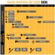 Generador Eléctrico Diesel 5.0kW SDG6500S Sds Power MI-SDS-36814
