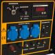 Generador Eléctrico bencinero 9.0kW SGG11000 Sds Power MI-SDS-049146