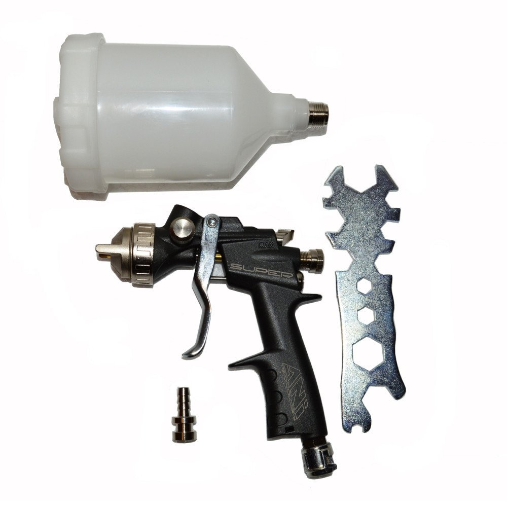 Pistola DE PINTAR BOQUILLA 2.5 mm 500CC AH1309135 Ani MI-ANI-050684