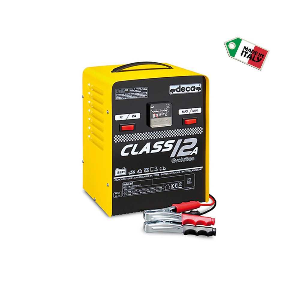 Cargador de Batería 12/24V CLASS 12 (303500) Deca MI-DCA-16918