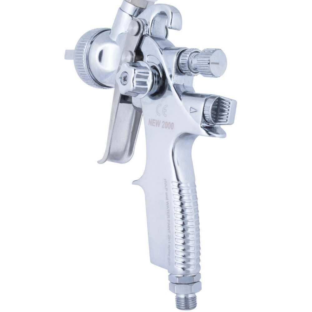 Pistola DE PINTAR BOQUILLA 1.3MM 0.6 LTS NEW 2000 Muzi MI-MUZ-043099