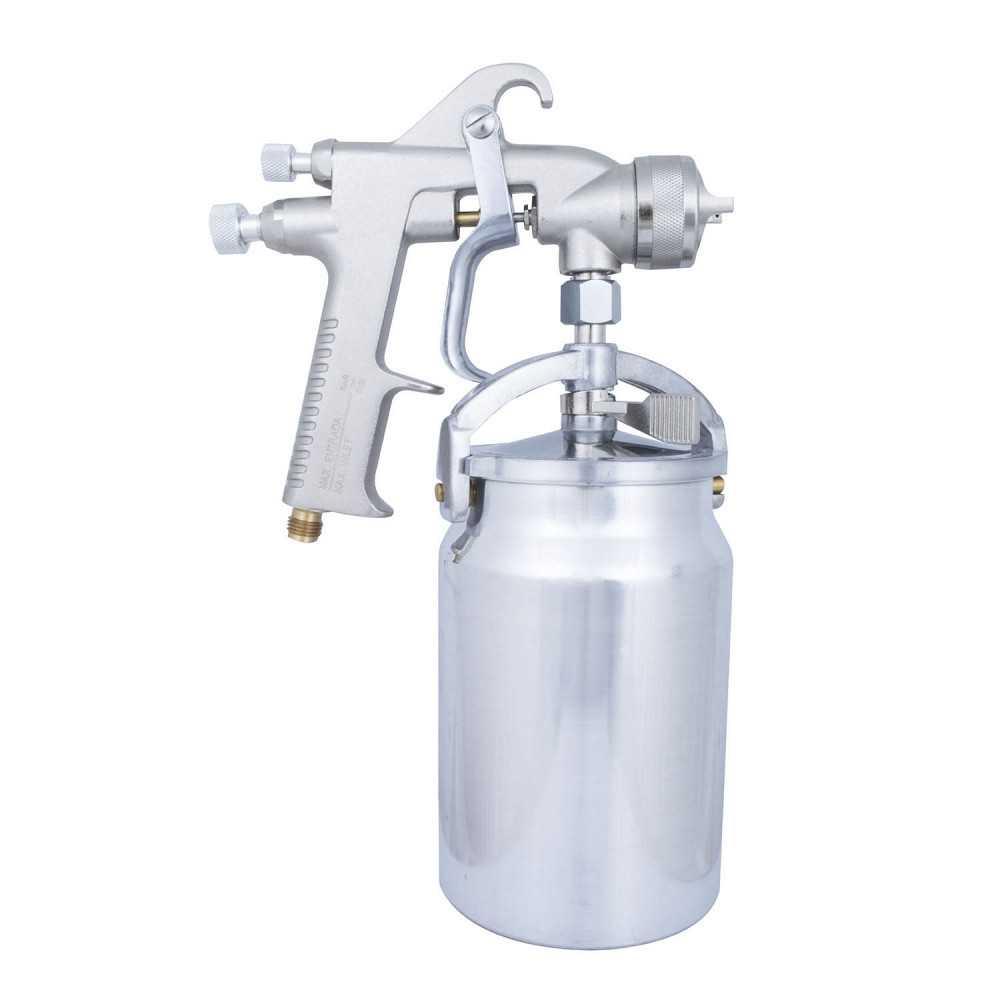 Pistola DE PINTAR BOQUILLA 1.4MM 1000CC C4001A Muzi MI-MUZ-35329