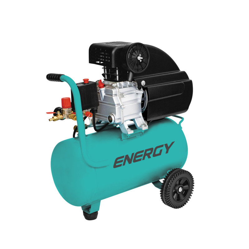 Motocompresor 24 Litros 1.5HP C 24/25 Energy MI-ENE-052239