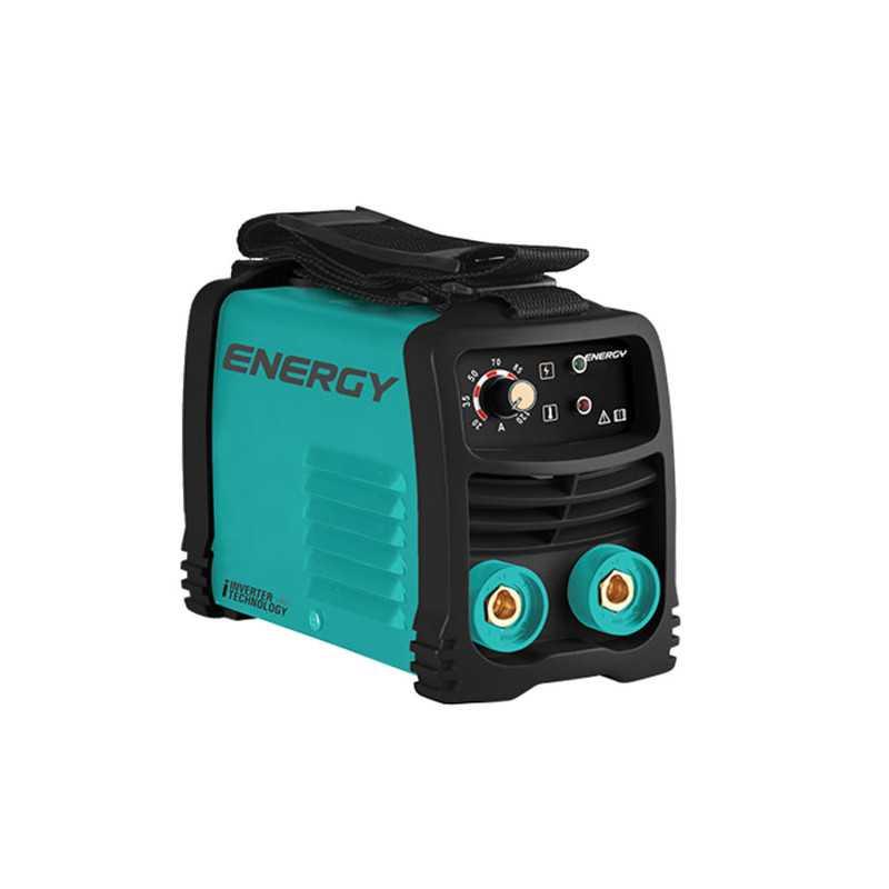 Soldadora Inverter Electrodo 120A Arco Manual I120/220 Energy MI-ENE-053346