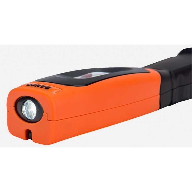 Lámpara de Trabajo Flexible UV con imán 250 lm Bahco BLTFS6U