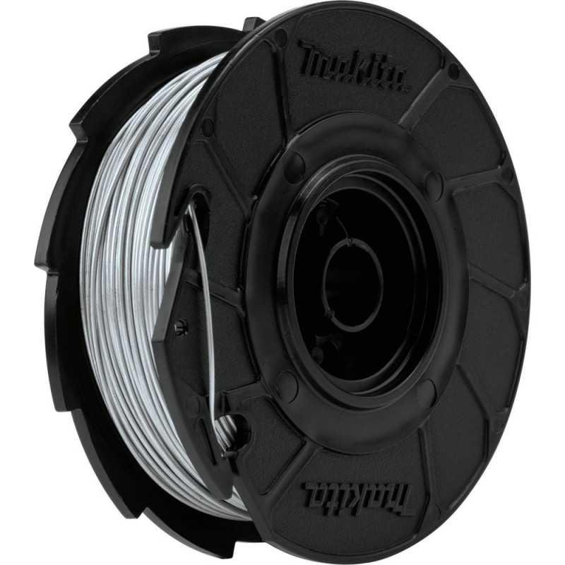 Set Rollos de Cable Galvanizado 50 pzs. Rollos de cable 0.8mm - 110 mts Makita 191A57-9