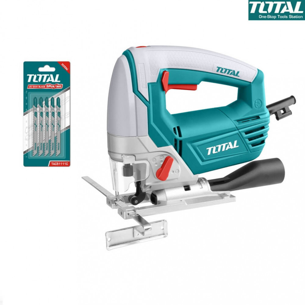 Sierra Caladora 800W Total Tools TS2081006