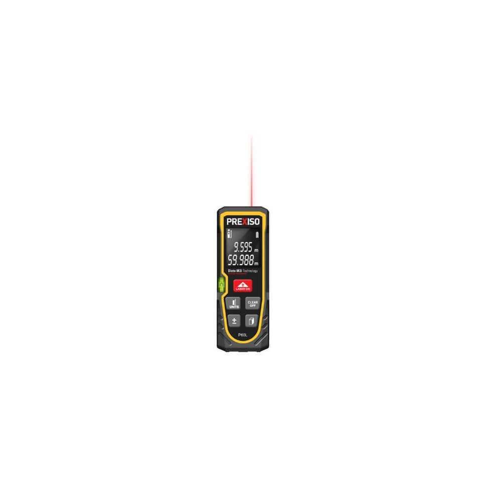 Medidor de distancia Láser60 M Prexiso P60L